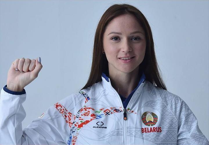 Aleksandra Gerasimenya headed the Sports Solidarity Foundation