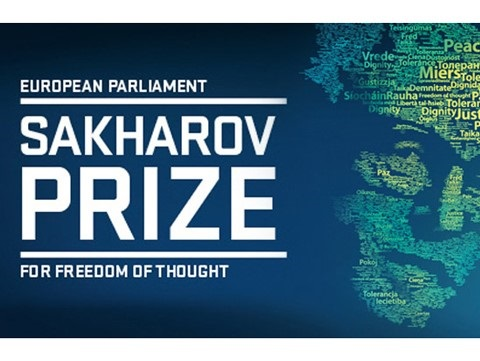 Belarusian opposition have been awarded the Sakharov Prize